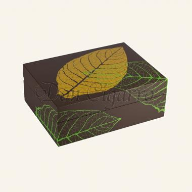 Zino Humidore SM graphic leaf