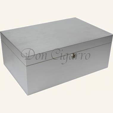 Adorini Humidor Aluminium Deluxe L