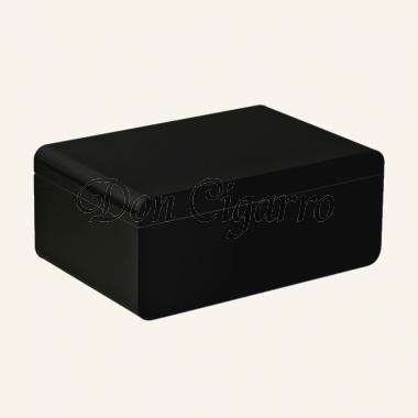 Adorini Humidor Carrara L Deluxe schwarz