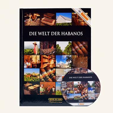 Die Welt der Habanos - Buch mit CD