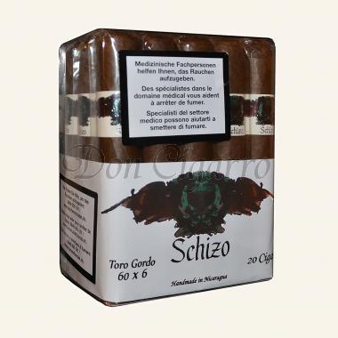 Schizo Toro Gordo by Asylum