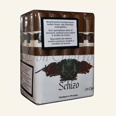 Schizo by Asylum Cellophan-Pack Symbolbild
