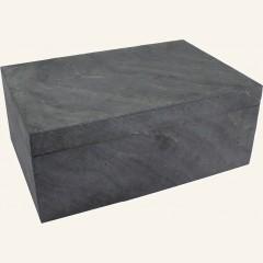 Adorini Humidor Black Slate Deluxe L