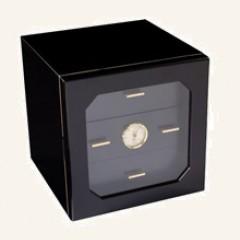Adorini Humidor Chianti M schwarz Deluxe