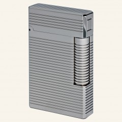 Davidoff Zigarren-Feuerzeug Prestige Linien horizontal Palladium