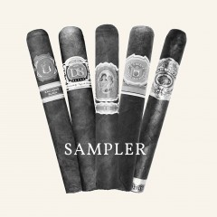 Sampler No. 8 - Montecristo Assortment Slender