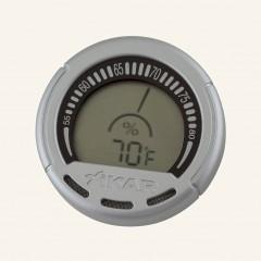 Xikar PuroTemp Digital Gauge Hygrometer/Thermometer