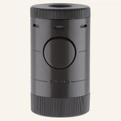 Xikar Volta Zigarren-Tischfeuerzeug schwarz