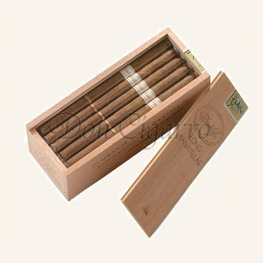 Davidoff Long Panatellas Wood Box