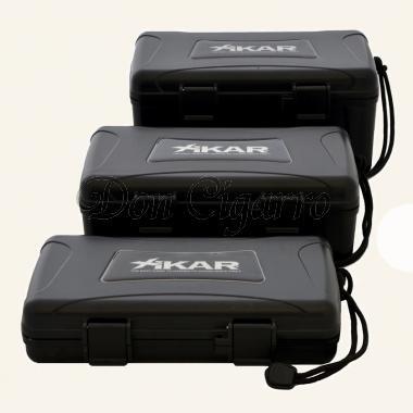 Xikar travel-humidors black
