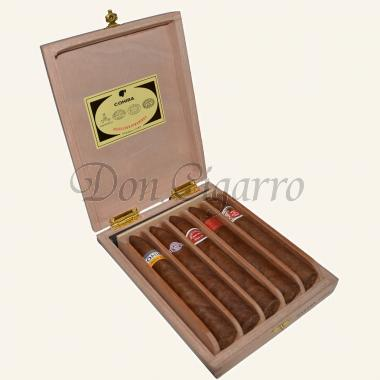 Sampler No. 17 - Habanos Seleccion Piramides