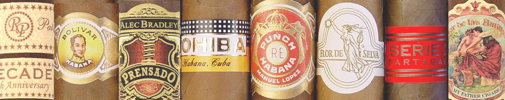 Alle Zigarren einzeln