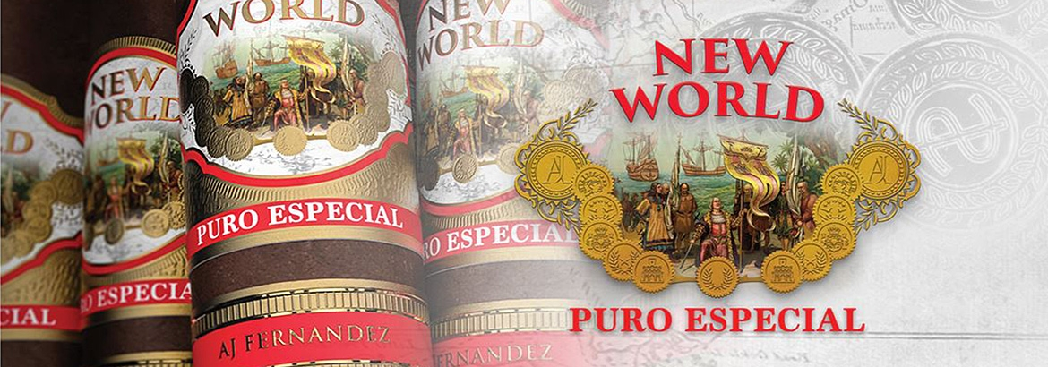 New World Puro Especial Robusto