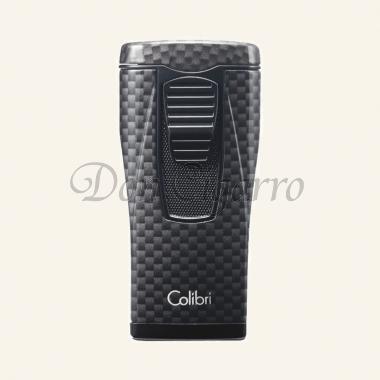 Colibri Monaco Zigarren-Feuerzeuge Carbon Fiber