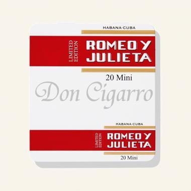 Romeo Y Julieta Mini Collection 2019