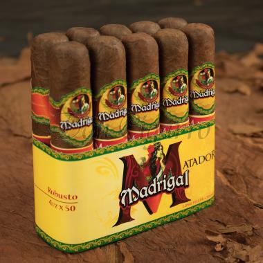 Madrigal Matador Robusto Bundle