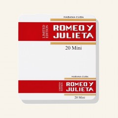 Romeo Y Julieta Mini Collection 2019