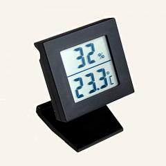 DCO Hygrometer digital schwarz