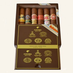 Sampler No. 30 - Habanos Seleccion Robustos