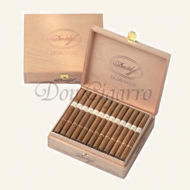 Davidoff Demi Tasse Wood Box