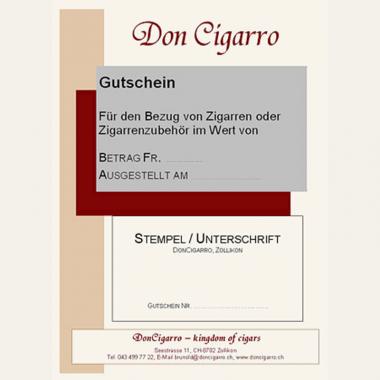 DonCigarro Gift-Voucher