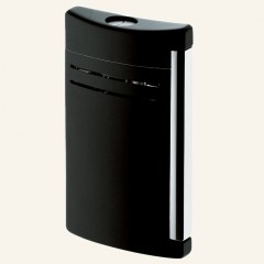 S.T. Dupont Maxijet Zigarren-Feuerzeug schwarz matt