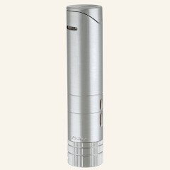 Xikar Turrim jet-flame lighter silver